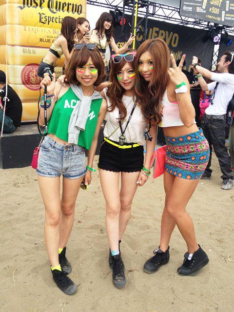 【まとめ】フェスファッション〜開催情報まで! 2014年・野外/夏フェスガイド
