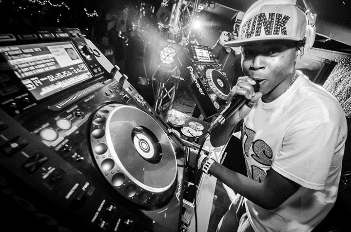 【速報】シカゴ・ゲットー・ハウスの帝王=DJ FUNK来日決定!