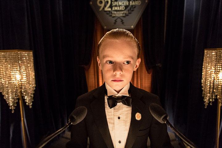 『アメリ』監督が3Dに挑戦。新作は天才少年の壮大な家出を描く