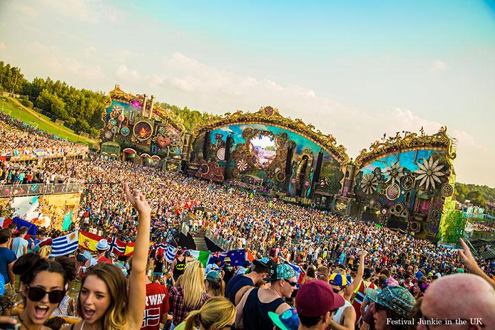 【海外フェスレポ】死ぬまでに1度は行っておきたい<Tomorrowland>に行ってきた!
