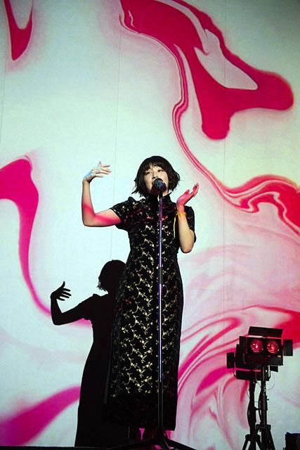 【レポート】水曜日のカンパネラ、AZUMA HITOMIを招いた自主イベントは大盛況に music140904_suikan_suikan-tate