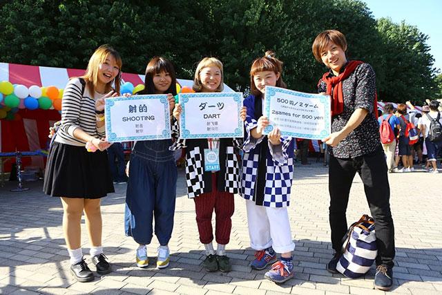 【レポート】日本の魅力をぎゅぎゅっと凝縮したポップ・カルチャーの総合フェス<もしもしにっぽん>に行ってきた art141002_moshimoshi_3