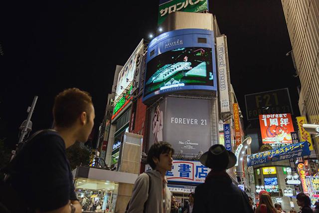東京・渋谷の街頭ビジョンをジャック! Red Bull Music Academyが仕掛けたすごい生ストリーミング music141111_rbma-youtube_12