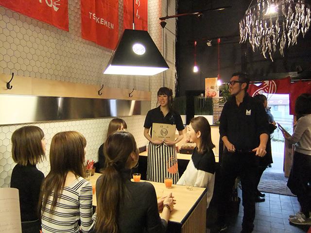 女子流ラーメンの楽しみ方を紹介! <ラーメン女子会>レポート food150125_ramenjoshi_12