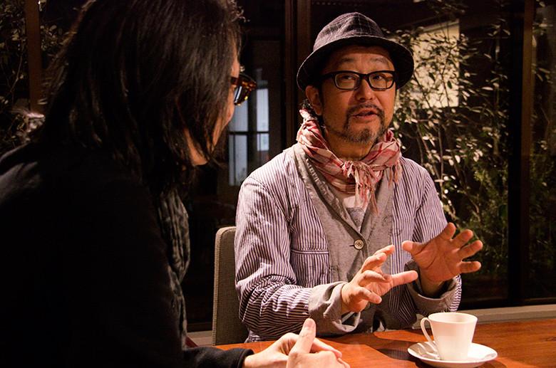 NYを拠点に活躍しているジャズミュージシャン大江千里にインタビュー interview150423_oesenri_2-780x517
