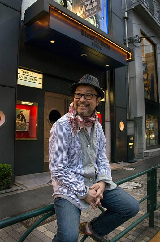 NYを拠点に活躍しているジャズミュージシャン大江千里にインタビュー interview150423_oesenri_4