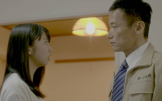 家族の絆を描いたショートムービー『父と、娘と。娘の進路編』公開 video150403_taisho_7