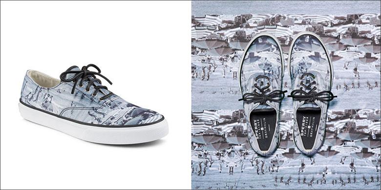 写真家グレイ・マリン×Sperryのコラボ靴が世界中で話題に life150515_sperry_sub2