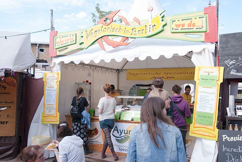 究極のパーティーを詰め込んだBERLIN FESTIVAL Food-area