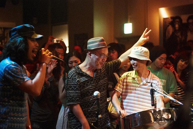豪華シークレットゲスト参加!NOS EBISU 11周年記念パーティ music150602_nos_7