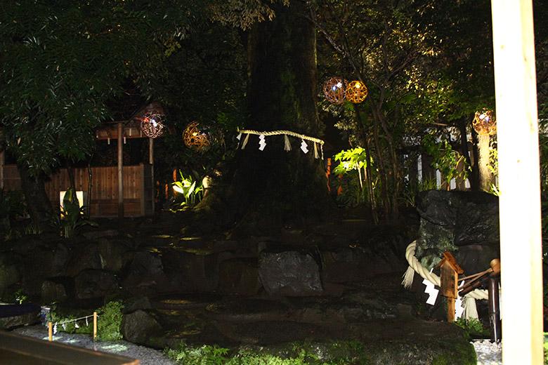 幻想的でロマンチックな風鈴の世界へ!川越氷川神社 縁むすび風鈴 life150707_hikawa_12