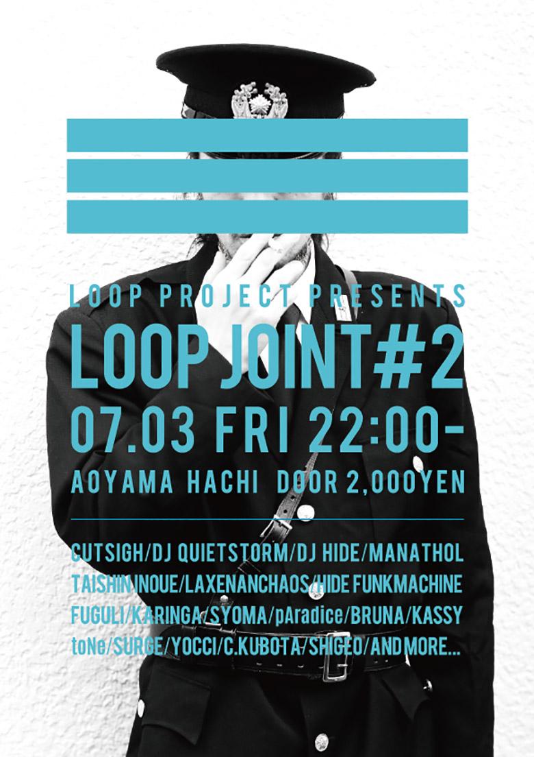 新たなLOOPレコードの可能性を披露<LOOP JOINT#2> music150702_loop_1