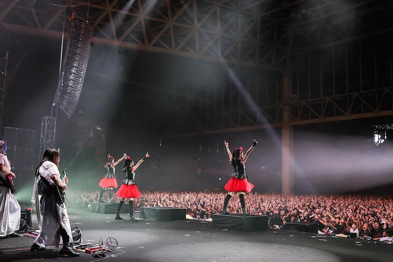 BABYMETAL、熱狂のサマソニをライブ写真で振り返る! music150817_babymetal_tokyo3