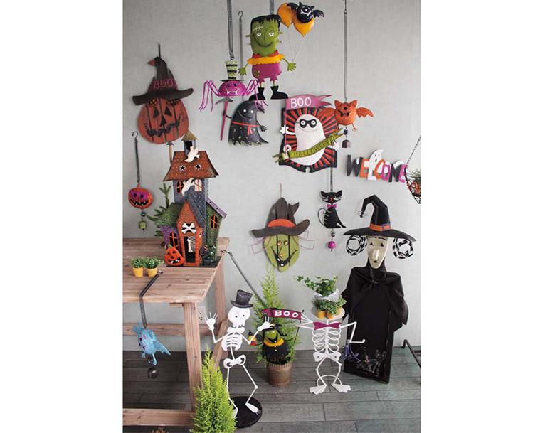 ハロウィンの準備はもう始めた? 今年の飾りはこれでキマリ!! life150926_haloweengoods1-780x609
