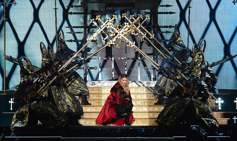 不屈のポップ界の女王、マドンナ。10年ぶりの来日公演決定!! music150915_madonna1