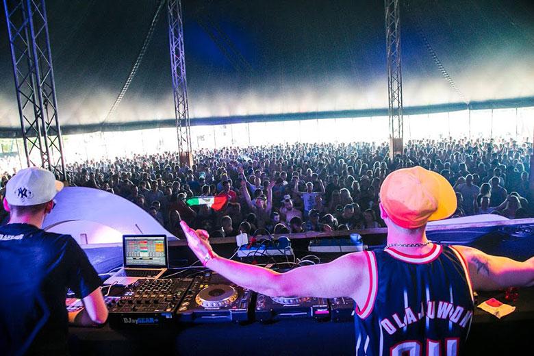 オランダの爆音に踊った夏 Hardcore 野外Festival 2015 最前線:前篇 A Summer of Dancing to Dutch Blasts Hardcore Outdoor Festival 2015The Frontline: Part I music151021_hardcore_10