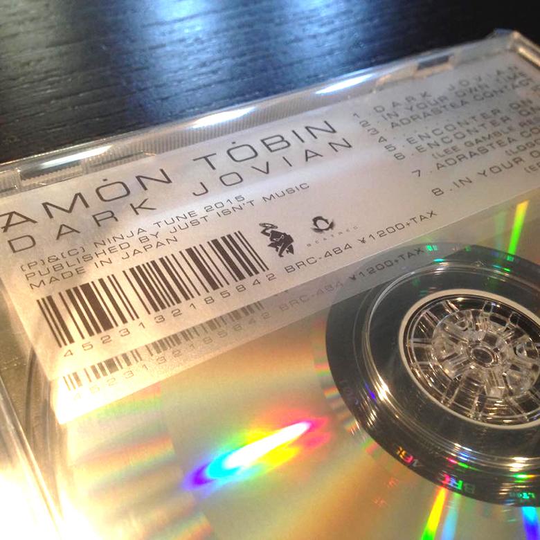 アモン・トビン世界初CD化作品、HMV & BOOKS TOKYO限定発売 muisc151118_at_2