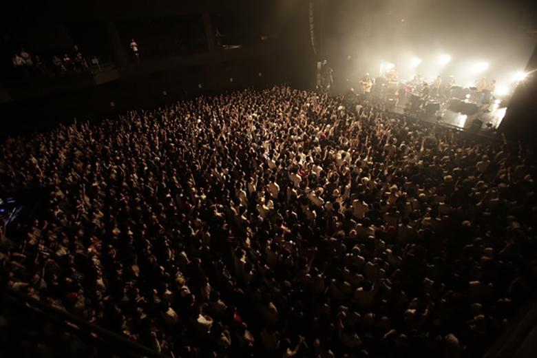 cero、初のライブ映像作品を来年リリース決定! music151126_cero_1