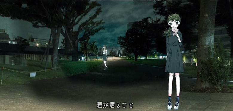 泉まくら、最新MVは藤代雄一朗、大島智子による共作 video151104_macro_3