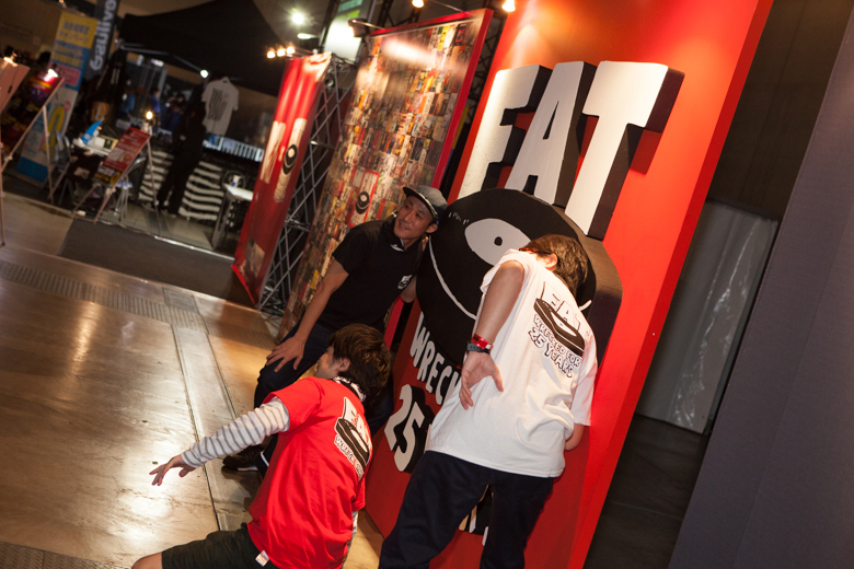 祝25周年!FAT WRECKED FOR 25 YEARSレポ fatwrecked-37