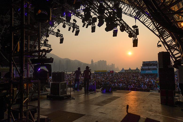 CLOCKENFLAP潜入!秋の香港で百万ドルの夜景を望む music151211_clockenflap4