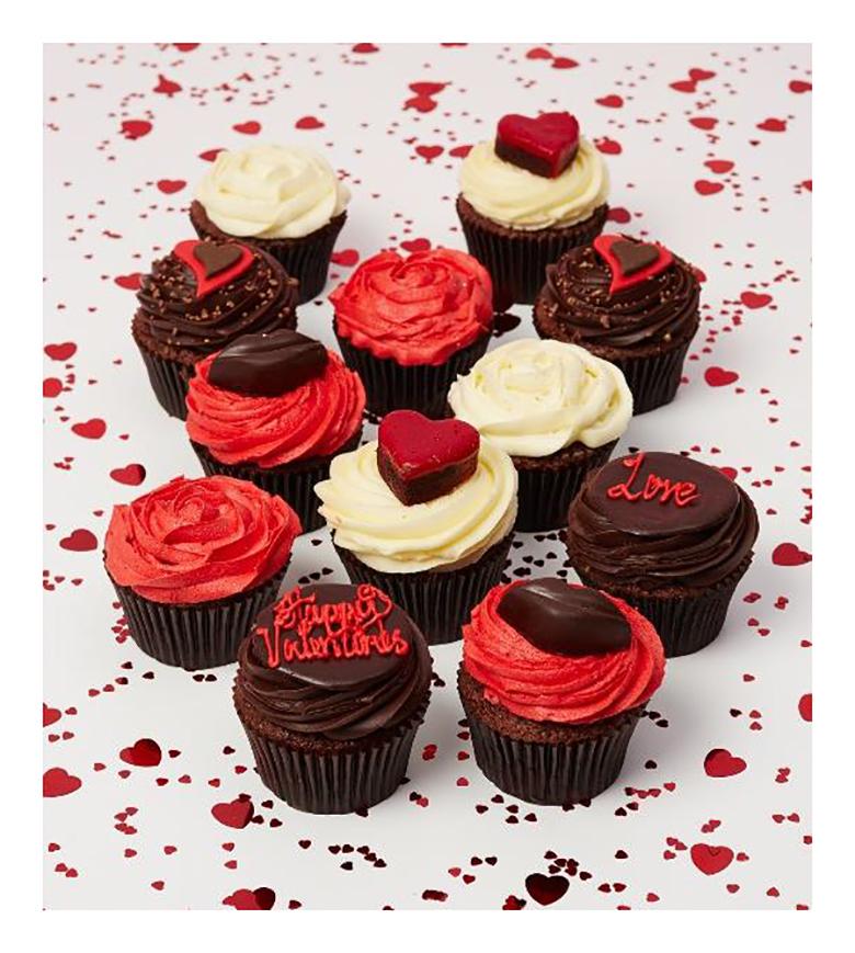 今年のバレンタインは期間限定カップケーキで狙い撃ち♡ food160114_lolascupcake5