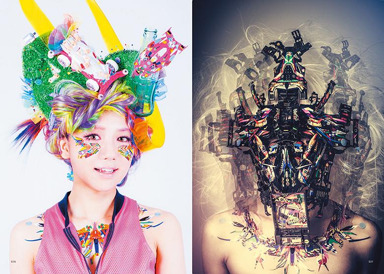 世界の注目の的=Julie Wataiの最新作品集発売!! art160204_juliewatai2