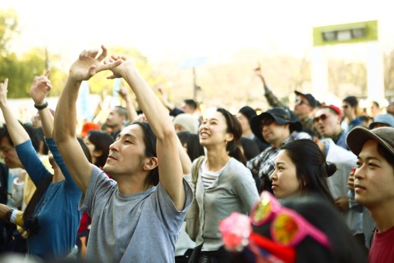 桜の季節に合わせて今年も<Spring Love 春風 2016>が開催! harukaze_8_780