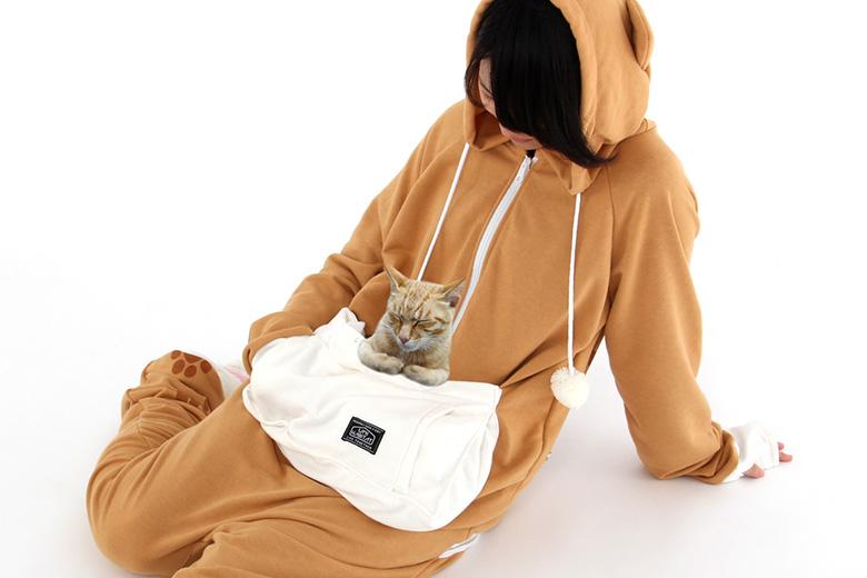 猫になりたい願望叶えます。人も猫もダメにする部屋着に新柄登場 life160217_unihabitat_4