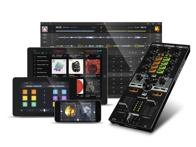 スマホとタブレットに向けた本格的DJツールがReloopから登場! reloop_mixtour3_780
