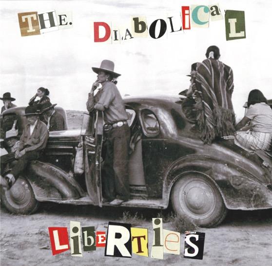 極悪非道な自由の音=ポスト・バンク meets リー・ペリー meets サン・ラ Diabolical-cd-cover