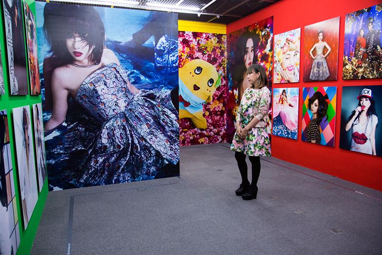 安室奈美恵や綾野剛ら作品も。蜷川実花、自身最大の個展を台湾で開催 art160323_ninamika_2