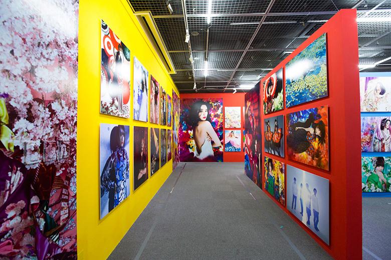 安室奈美恵や綾野剛ら作品も。蜷川実花、自身最大の個展を台湾で開催 art160323_ninamika_5