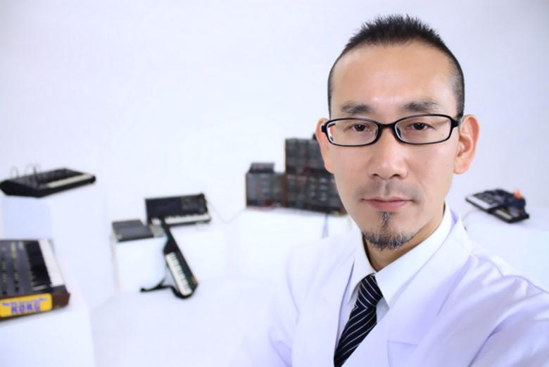 SMAPへの楽曲提供も!テクノ伝道師 サワサキヨシヒロ16年ぶり新作 sawasakiyoshihiro_780