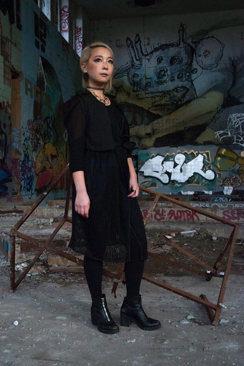 ベルリンで生きる女性たち【DJ編】 anri1