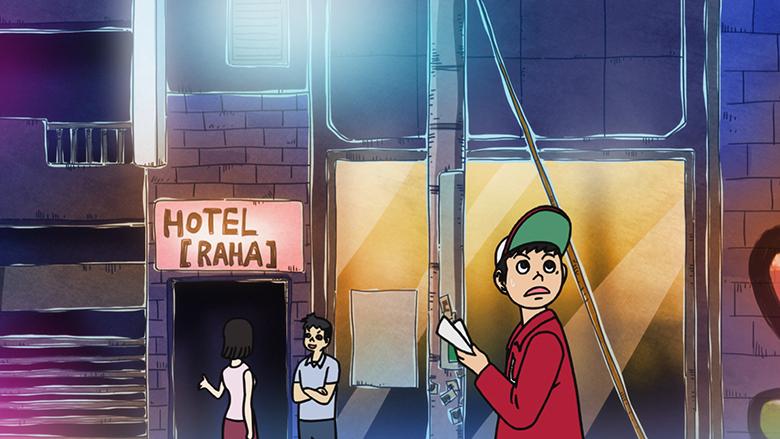 アニメ『とんかつDJアゲ太郎』いよいよ今週末放映!スチャダラANIもゲスト声優 art160408_tonkatsu_8