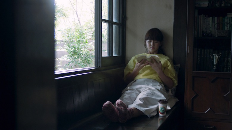 多部未華子と小出恵介共演の『マウントレーニア』新CMが公開。七尾旅人が楽曲を手掛ける fooc160408_mtrainier_15