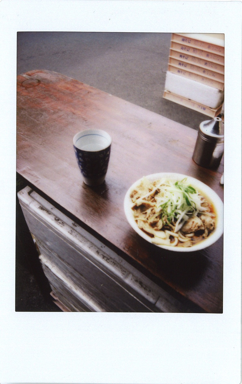THEラブ人間 金田康平とチェキさんぽ。約12年ぶりに訪れた思い出の場所、椎名町を散策 life160418_-loveningen_9