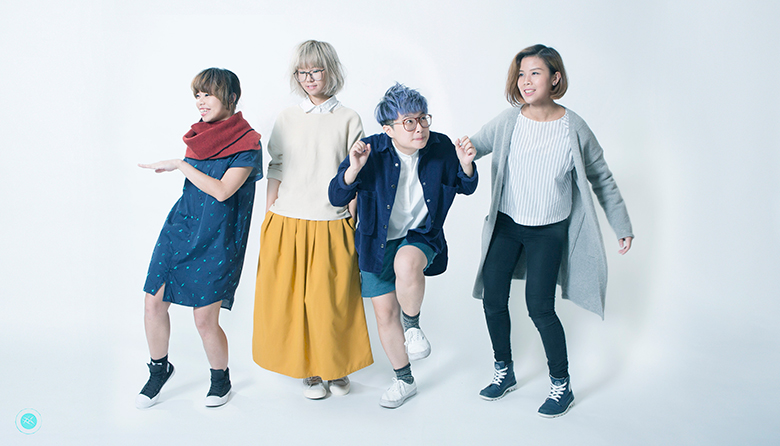 tricot所属〈BAKURETSU RECORDS〉が姉妹レーベル立ち上げ!第一弾リリースは香港バンド music160418_bakuretsu_4