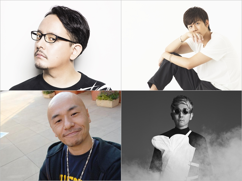 InterFM『TOKYO SCENE』の3周年記念パーティーを要チェーック! ! tc3th_artistpanel780