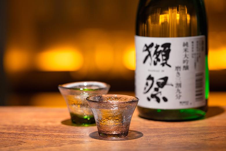 ブルックリンからやってきた日本みたいなベルリンのカフェ Zenkichi_sake_01