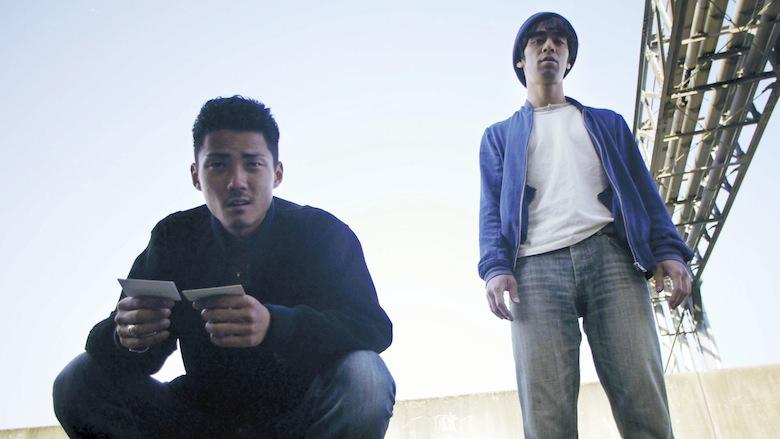 一度味わったらやめられない!映画『ケンとカズ』、裏社会に生きる男達の生きざまを描いた予告解禁 film160524_kenkazu_1