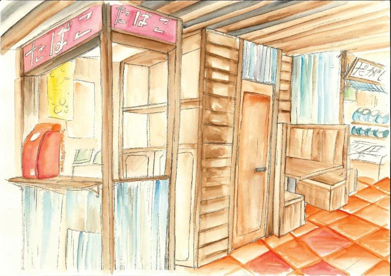 駄菓子食べ放題!歌謡曲&駄菓子&お酒を楽しむ「しぶや駄菓子バー」がオープン food0525_dagashibar_2
