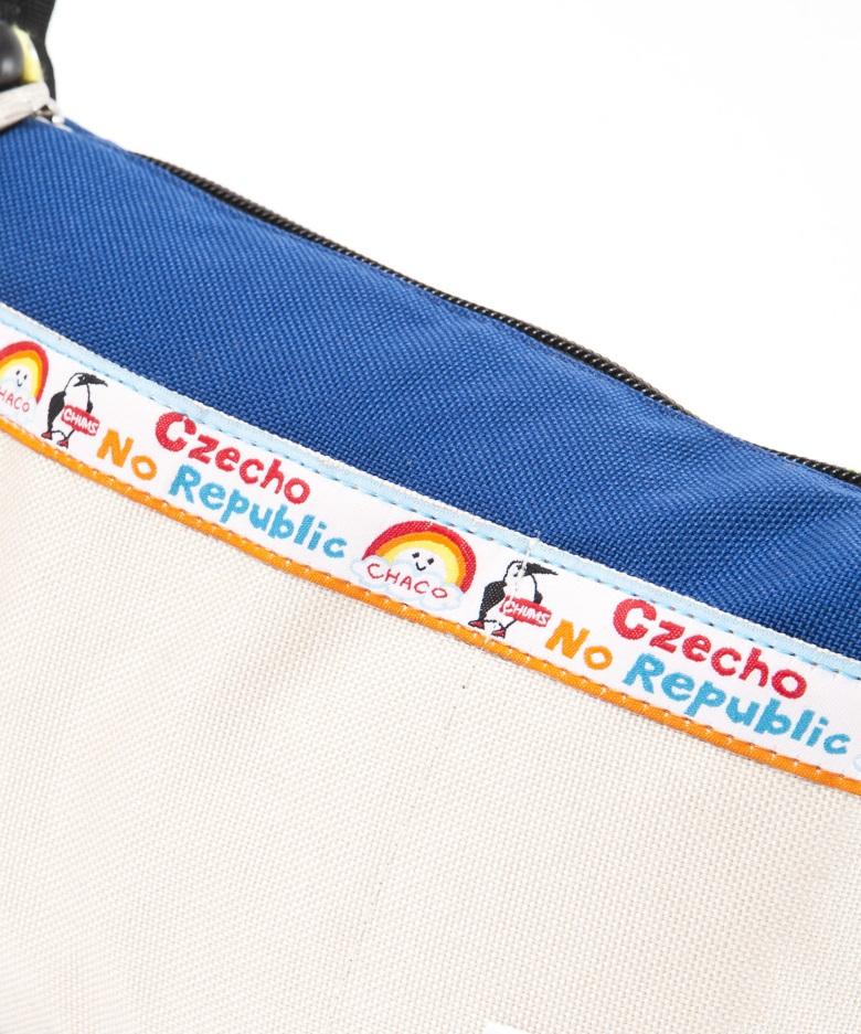 Czecho No Republic×CHUMS×CHACOのトリプルコラボグッズが初夏に発売決定! minicollectshoulder_detail_780