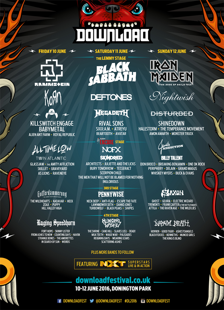 DOWNLOAD JAPAN 2019 | Download Festival Japan