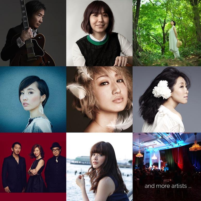 さかいゆう、福原美穂らが出演。おとなの夜の音楽フェス「TOKYO MUSIC CRUISE 2016」が開催 music160523_princehotels_3