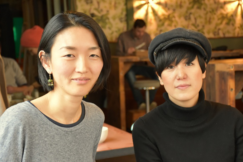 ブルックリンからやってきた日本みたいなベルリンのカフェ sanaekana