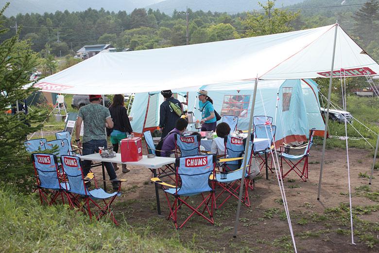 3年振りのCHUMSキャンプイベント<CHUMS CAMP>は本当に感動の再来だった! 1_IMG_1342