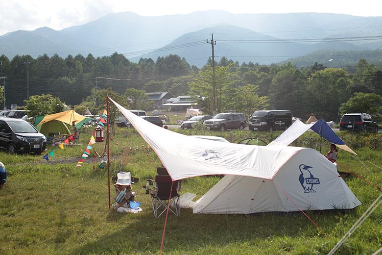 3年振りのCHUMSキャンプイベント<CHUMS CAMP>は本当に感動の再来だった! 2_IMG_1348