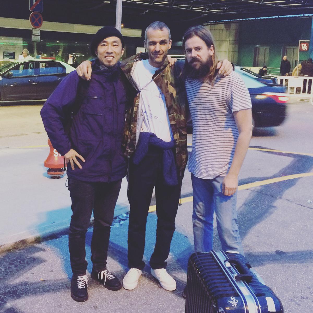 【インタビュー】欧州ツアーを終えたDJ Chidaがベルリンで語る Chida-Tiago-Lovefingers-in-Lisbon